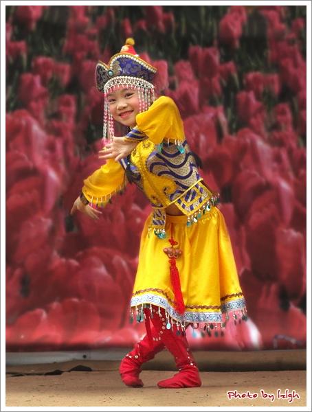儿童舞蹈摄影