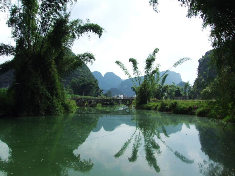 柳江里高风景高清图片