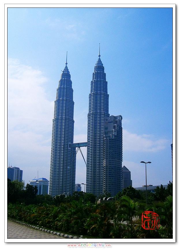 吉隆坡双子塔[图]
