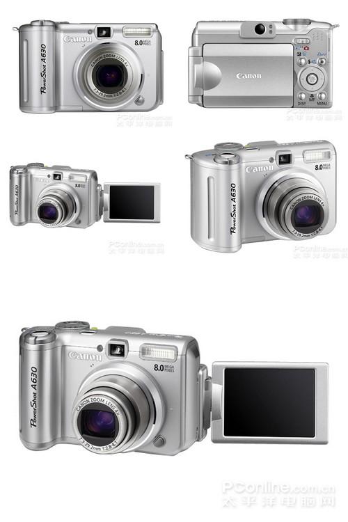 推荐一款数码相机