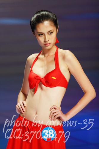 2007亚洲超级模特大赛总决赛(泳装篇)