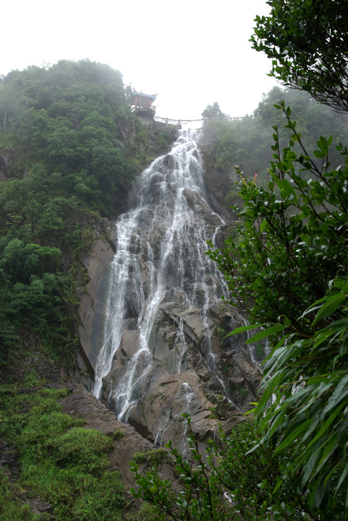 桂东南之旅:北流大容山国家森林公园