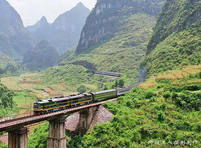 美丽的广西铁路风景线[2]