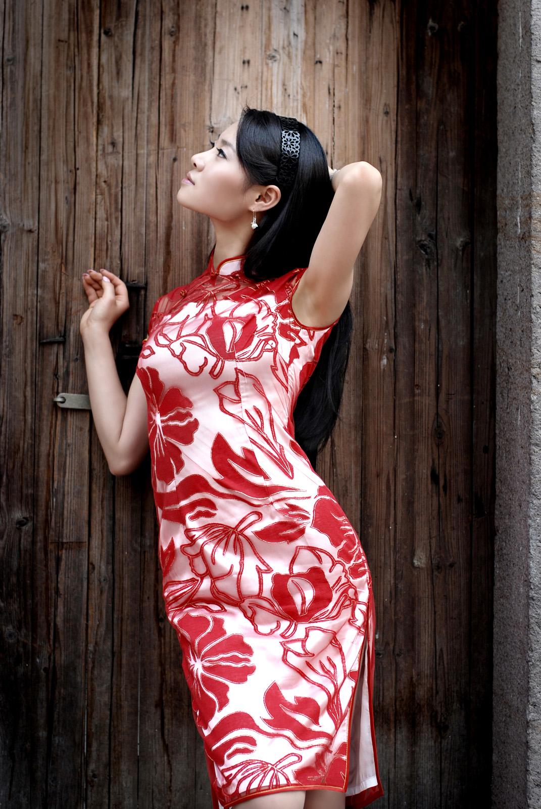 旗袍美人【图】 - 柏村休闲居 - 柏村休闲居