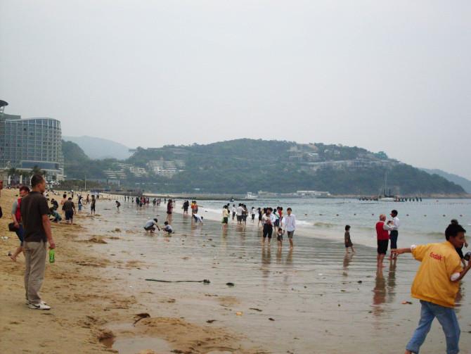 深圳蛇口海滨风景区