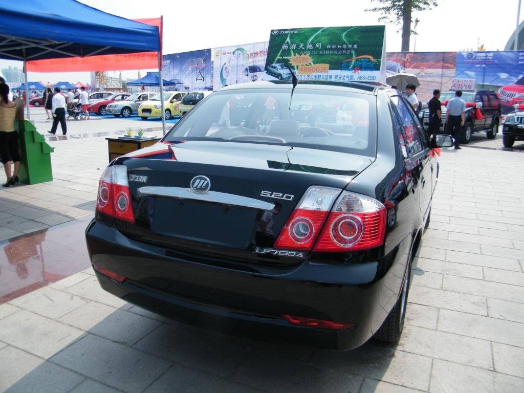 6升的三厢,四门紧凑型自主品牌轿车自从重庆车展高调亮相以后,可以说