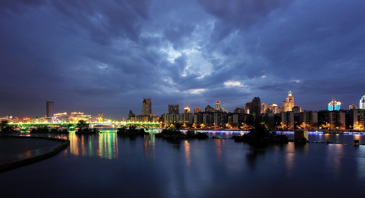 柳州夜景群组