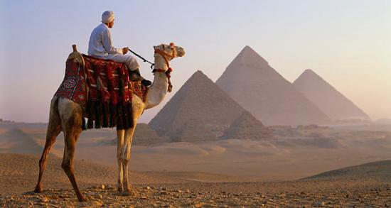 金字塔到迪拜塔(图)
