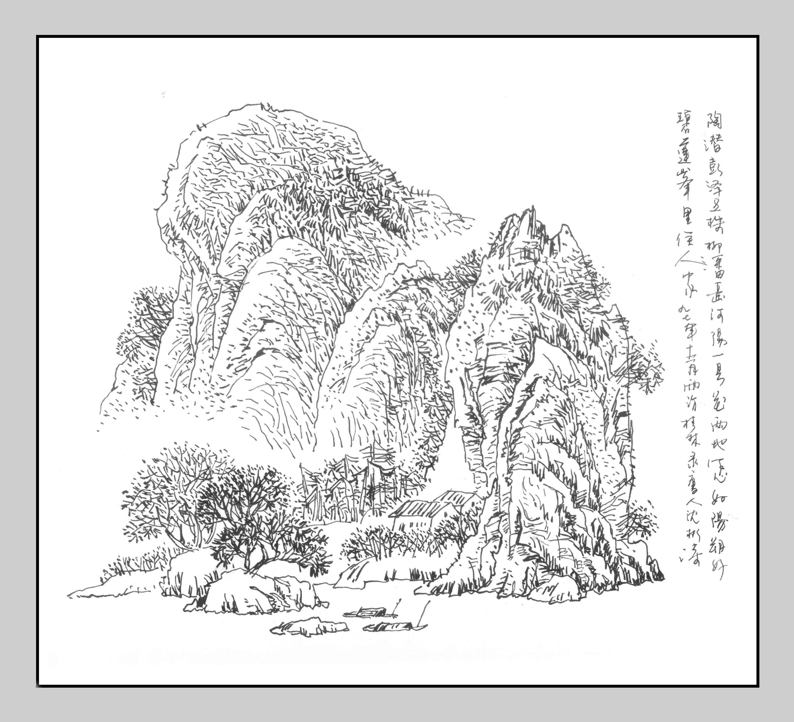从桂林徒步到阳朔