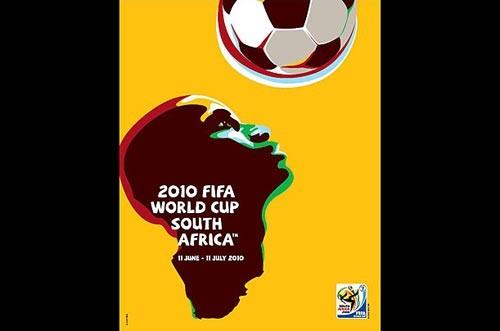 历届世界杯足球赛海报(组图)
