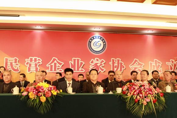 企业家与网媒记者庆祝党生日(组图) - 林德荣广西娱乐图片