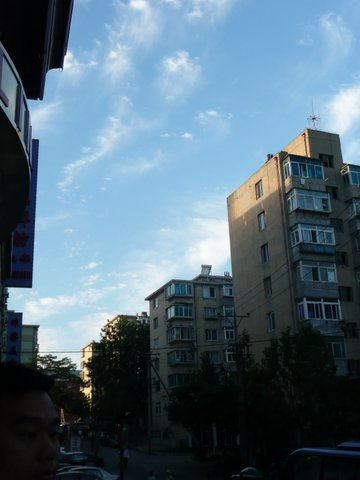 大连是一个有着很多人口的大城市_大连风景