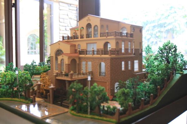 托斯卡納成為就南寧別墅的印象派